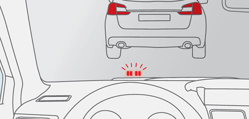 Drive Assist Subaru